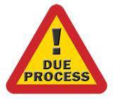 Data Due Process
