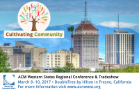 Alliance For Community West Annual Conference – March 2017 – In Fresno