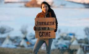 Native Journalist Jenni Monet Still Facing Riot Charges