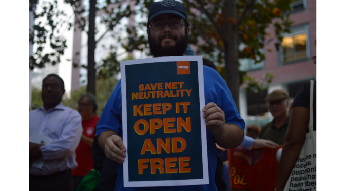 55 Progressive Groups Urge Democrats To Support Net Neutrality CRA