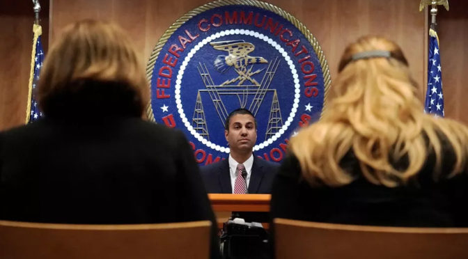 The Political Dumpster Fire Of Net Neutrality Is Just Heating Up