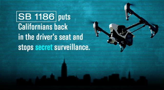 Ending Secret Surveillance in California