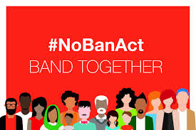 400 Groups Band Together To Support the #NO BAN Act
