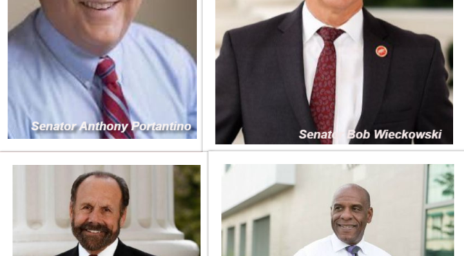 These Four California Democrats Can Break Privacy