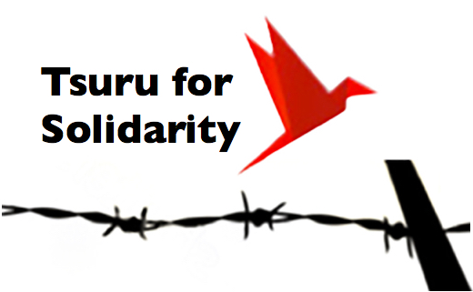 Tsuru For Solidarity Pilgrimage To Close The Camps